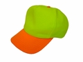 ANSI Lime Orange Cap