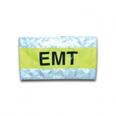 Incident Command Custom Printed Reflective Arm Bands