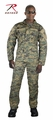 Army Combat Uniform Shirt Woodland Camo