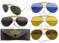 Aviator and GI  Sunglasses