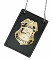Badge/ID Holders with Neck Chain