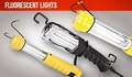 Bayco Fluorescent Lights