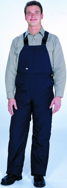 Bib Front Overalls of Nomex - Unlined
