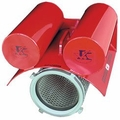 Big Water Self Leveling Floating Strainer 6""