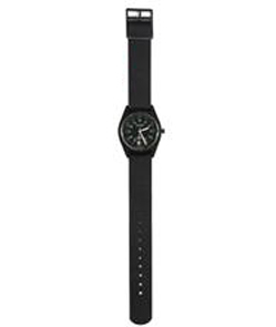 "Black ""SWAT"" Watch"