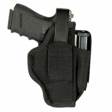 Blackhawk! Ambidextrous Multi-Use Nylon Holster With Mag Pouch
