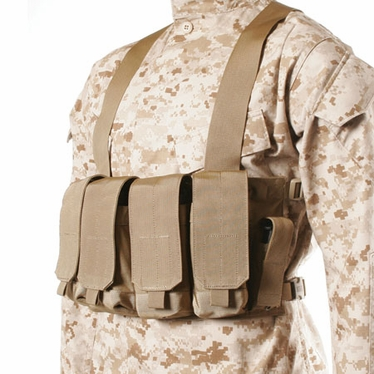 Blackhawk! Chest Magazine Pouches