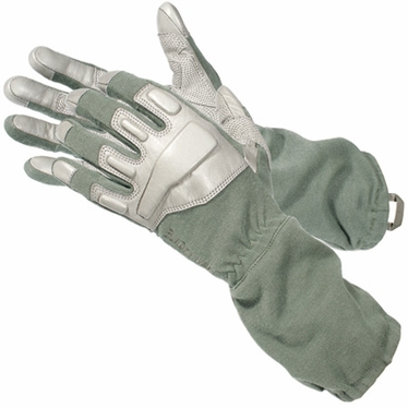 Blackhawk! Fury Full Finger Gloves w/Kevlar