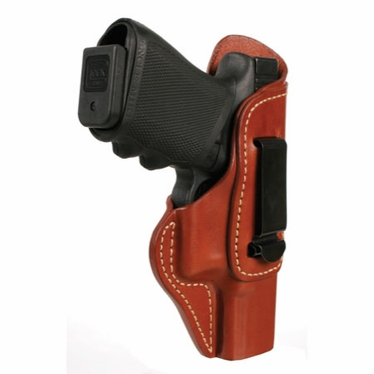 Blackhawk! Inside-The-Pants With Clip Leather Concealment Holster
