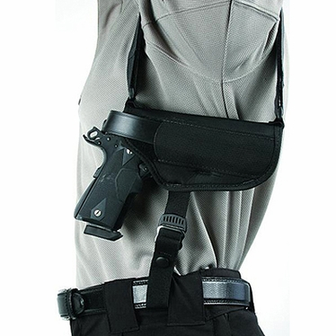 Blackhawk! Nylon Horizontal Shoulder Holster