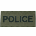 Blackhawk! Police Patch