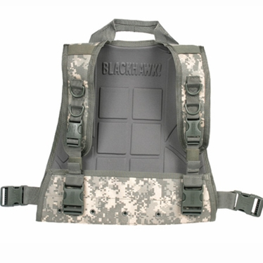 Blackhawk! S.T.R.I.K.E. Commando Recon Back Panel