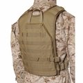 Blackhawk! S.T.R.I.K.E. Lightweight Commando Recon Back Panel