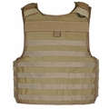 Blackhawk! V.I.P. Level IIIA Special Threat Soft Armor with S.T.R.I.K.E.® Non-Cutaway Tactical Armor Carrier