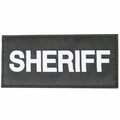 Blackhawk! Sheriff Patch