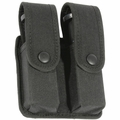 Blackhawk! Traditional-Style Nylon Divided Pistol Mag Case With Inserts