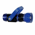 "Blue Devil Select Nozzle 1"" Swivel, No Pistol Grip"