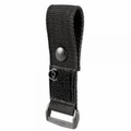 Boston Leather Ballistic Weave Epaulet Shoulder Mic Holder