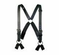 Boston Leather Fireman's Suspender (8-Point Loop Attachment) 9174