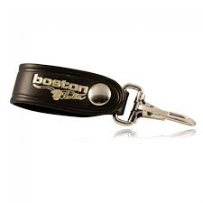 Boston Leather Premium Key Holder