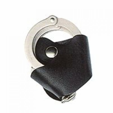 "Boston Leather Quick Release Handcuff Case for 1-3/4"" Garrison Belt"