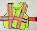 """Break Away"" Premium High Contrast Public Safety Vest Set"