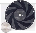 "Broco 9"" diameter Diamond Ripper blade"