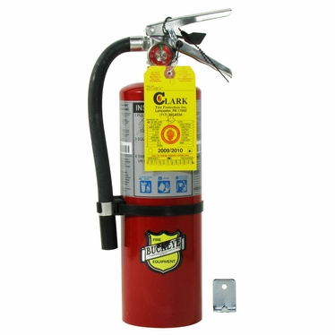 Buckeye 10914 ABC Multipurpose Dry Chemical Hand Held Fire Extinguisher