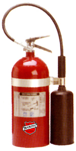 Buckeye 45600 Carbon Dioxide Hand Held Fire Extinguisher