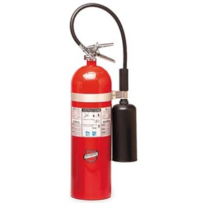 Buckeye 46100 Carbon Dioxide Hand Held Fire Extinguisher