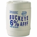Buckeye Foam Firefighting Foam, Class B Synthetic, AFFF, 5-Gallon Pail