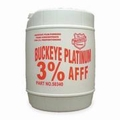 Buckeye Foam-Firefighting Foam, Synthetic 3% AFFF, 5-Gallon Pail