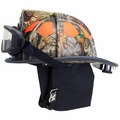Bullard USTM Traditional Fire Helmet - Forest Camo