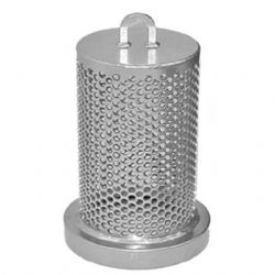 CAMLOCK BARREL STRAINER