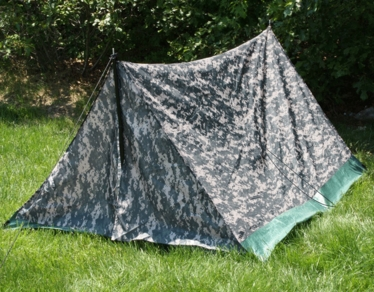 Camo Two Man Trail Tent