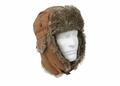 Canvas Fur Flyers Hat