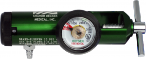 CGA870 Oxygen Regulators