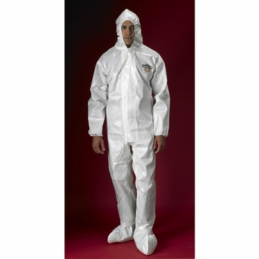 ChemMax 2 Coverall Case of 6 Heat Sealed Seams