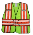 Class 2 ANSI 107/2004 Flame Retardant Safety Vest