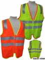 Class 2 ANSI Solid Vest
