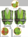 Class 2 Break-A-Way Vest ANSI 107-2006 EMS