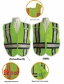 Class 2 Break-A-Way Vest ANSI 107-2006 Law Enforcement