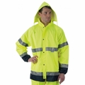 Lakeland Industries Class 3 PVC Rain Jacket