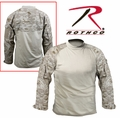 Combat Shirt Desert Digital Camo