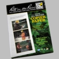 Copier Paper 200 Blank Sheets 8 1/2 in x 11 in