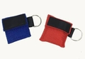 CPR BARRIER/FACE SHIELD KEY CHAIN