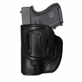 Cross Draw Holster Open Top