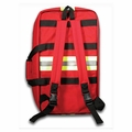 DELUXE EMT WILDERNESS W/SUPPLIES - RED