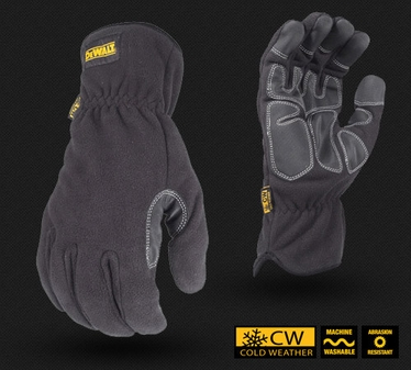 DeWalt Mild Condition Fleece Cold Weather Work Glove