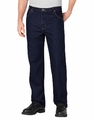 Dickie's Loose Fit Straight Leg 5-Pocket Denim Jean